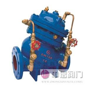 多功能水力控制阀图片