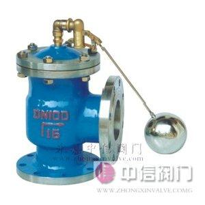 h142x液压水位控制阀是一种自动控制水箱